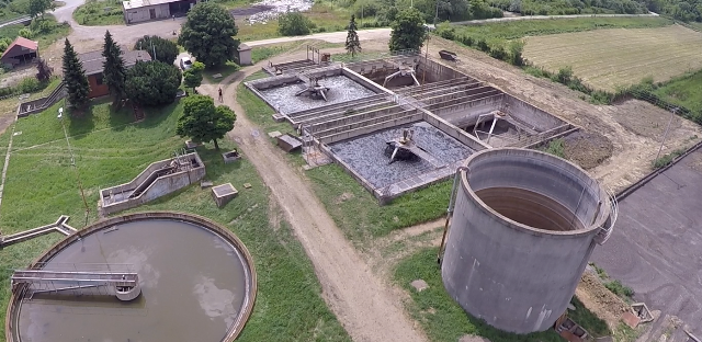 With the construction of a modern wastewater treatment plant started realization of the project of water supply for Gradacac
