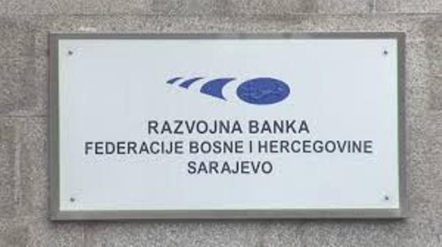 Poziv na prezentaciju kreditnih linija Razvojne banke Federacije BiH